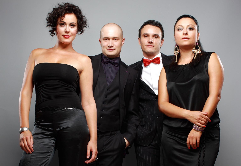 Mihai Bendeac, în Mondenii, alături de Mirela Zeta