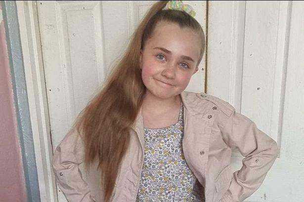 O fată de 10 ani a aflat că mai are de trăit doar 24 de ore, după ce a mers la medic pentru probleme cu vederea